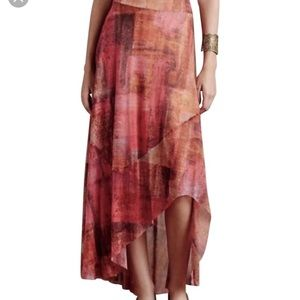High-Low Skirt from Anthropologie